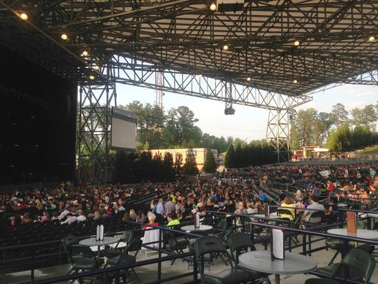 Verizon Wireless Amphitheatre at Encore Park: Amplitheatre