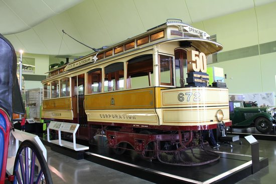 The Riverside Museum of Transport and Travel: Transit