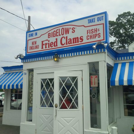 Bigelow's New England Fried: Bigelow's