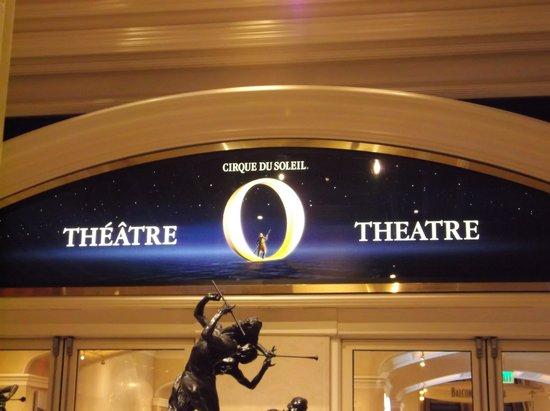 "O - Cirque du Soleil: ""O"" Theater"