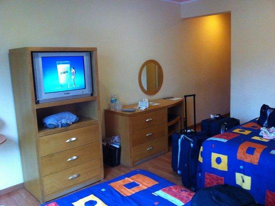 Hotel Del Principado: Cuenta con señal de cable