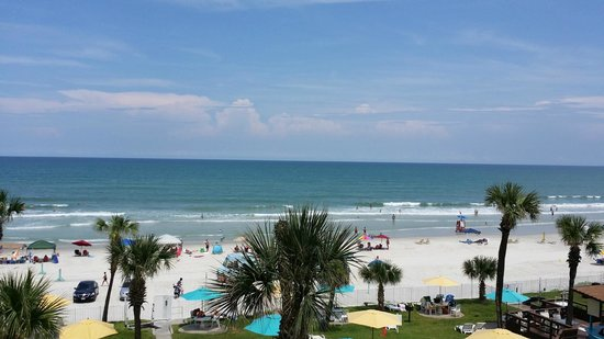 Perry's Ocean Edge Resort: Our view was amazing!!