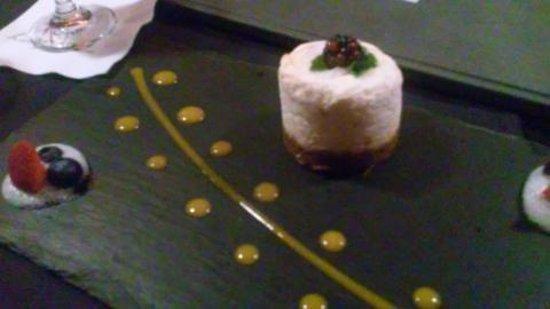 Roy's Pasadena : Lemon Cheesecake