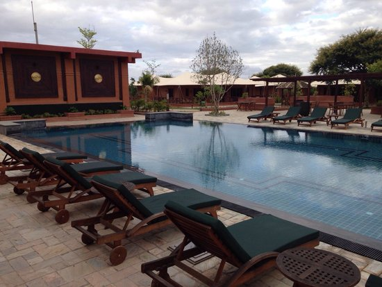 Bagan Lodge : Piscine