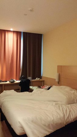 Ibis Moscow Centre Bakhrushina: Comfortable and quiet hotel!