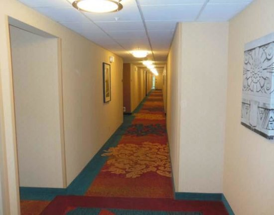 Residence Inn Davenport: Hallway