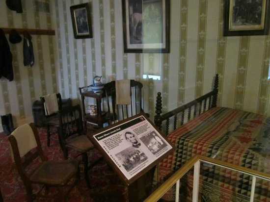 Ford's Theatre: The room where Lincoln died