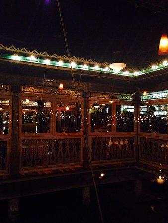 Limoncello: Restaurant view