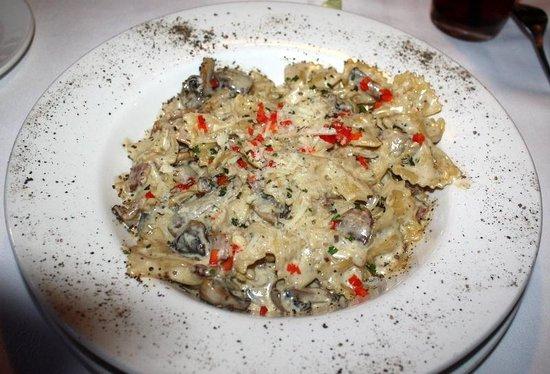 Sabroso Restaurant and Bar: great pasta