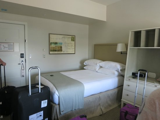 Hotel Parq Central: Our room