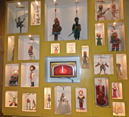 Children's Museum of Pittsburgh : puppets