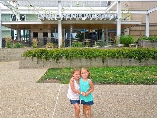 Children's Museum of Pittsburgh : We're here!