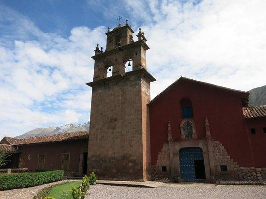 San Agustin Monasterio de la Recoleta Hotel: ホテル正面