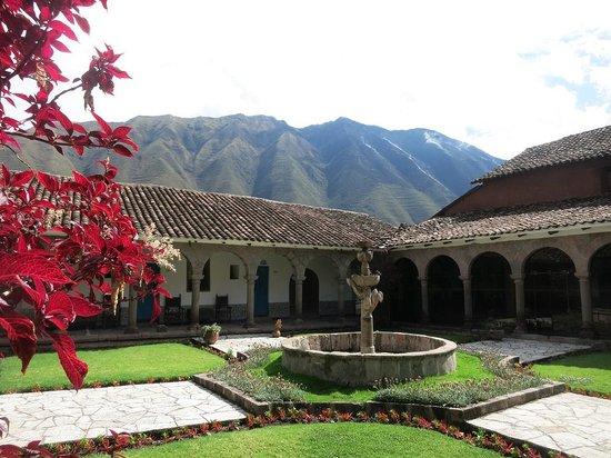 San Agustin Monasterio de la Recoleta Hotel : 中庭