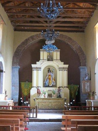 San Agustin Monasterio de la Recoleta Hotel : 隣接する教会内部