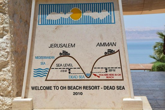 O Beach: the Dead Sea