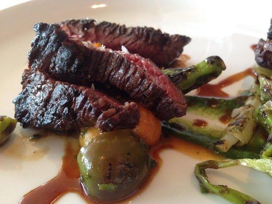 Restaurant 17: Wagyu Hangar Steak