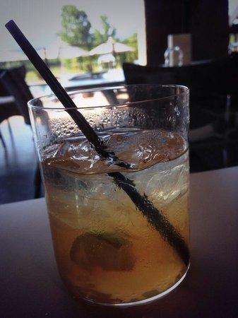 Restaurant 17: Hendrick's Gin & Ginger Tonic