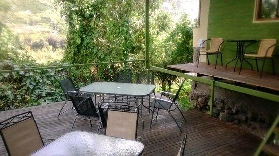 La Casa Verde- Eco Guest House: Exterior