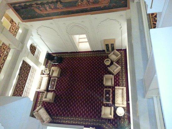 Sheraton Grand Pune Bund Garden Hotel: Royal sit area view from my floor