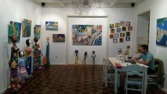Casalegre Art Vila B&B - Santa Teresa: Casalegre