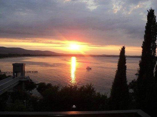 Santa Marina Holiday Village : View from villa 103