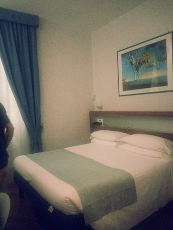 Best Western Hotel Plaza : Our room