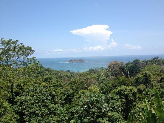 Si Como No Resort & Wildlife Refuge: Vista