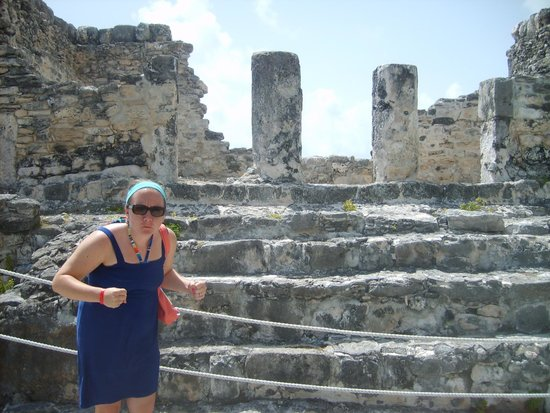 Park Royal Cancun : The only hotel with Myan ruins on the site!