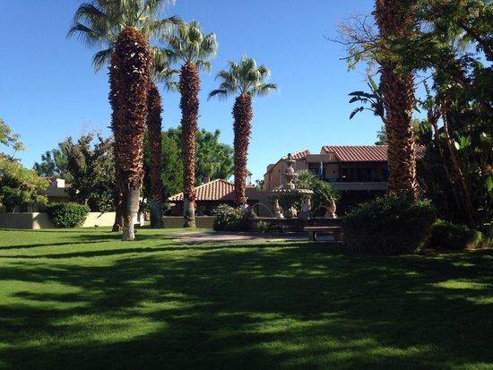 Oasis Villa Resort: Great view