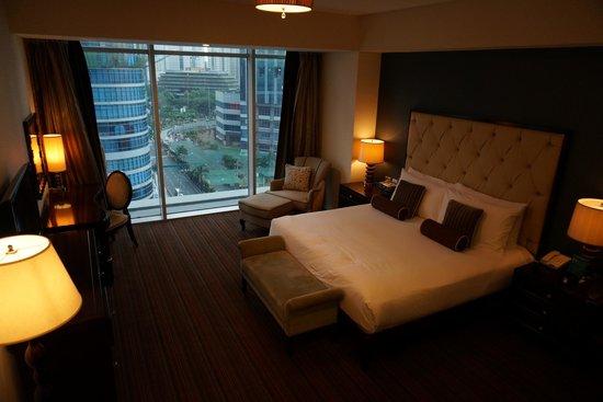 Oakwood Premier Joy - Nostalg Center Manila: Bedroom