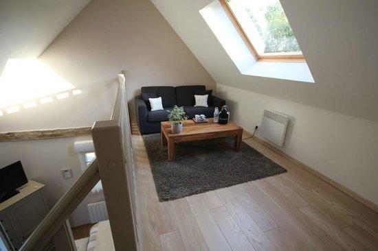 La Haute Muraille : Romantic Loft