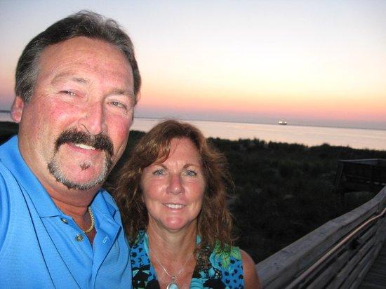 Sheraton Oceanfront Hotel: Beachlovers