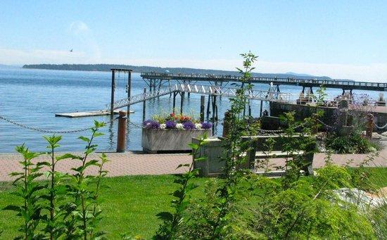 Beacon Landing Restaurant and Pub : Window View