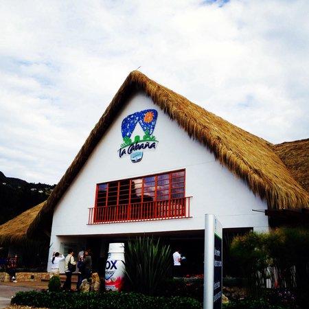 Sopó, Colombia: La cabaña