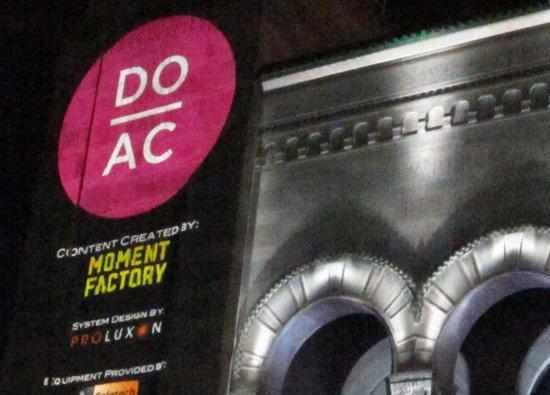 AC 3-D Light Show: Atlantic City Boardwalk 3-D light Show