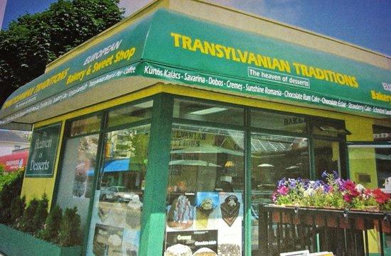 Transylvanian Traditions Bakery