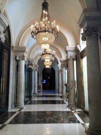The Westin Paris - Vendome: Lobby