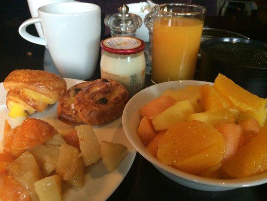 The Westin Paris - Vendome: Le First - breakfast buffet