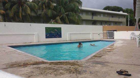 Hotel Parador Joyuda Beach Pool Area