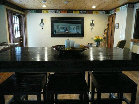 The Nordic Inn : Great Table