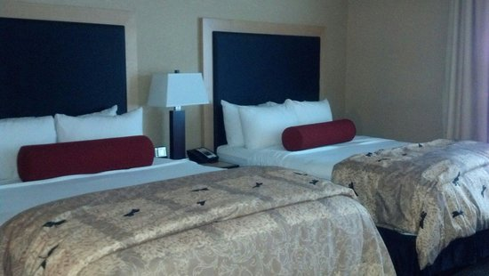 Cambria Hotel & Suites Rapid City : Comfy beds