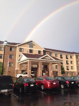 Homewood Suites by Hilton Denver Littleton : Homewood Suites SW Denver / Littleton: The Prize at the End of the Rainbow