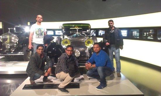 BMW-Museum: Rolls-Roys