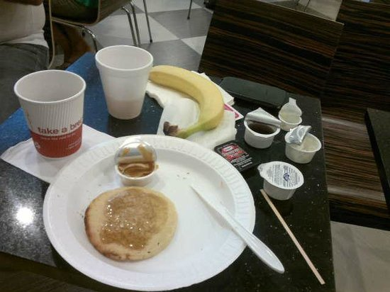 The Hotel @ New York City: desayuno abundante