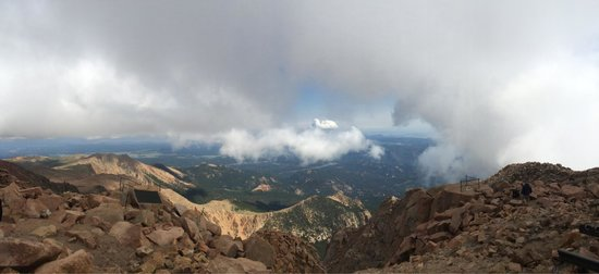 Pikes Peak - America's Mountain : Pikes peak