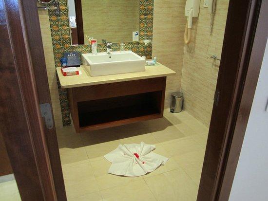 IBEROSTAR Royal El Mansour & Thalasso : Ванная