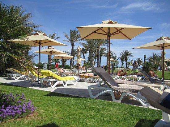 IBEROSTAR Royal El Mansour & Thalasso : Вид на отель и территорию