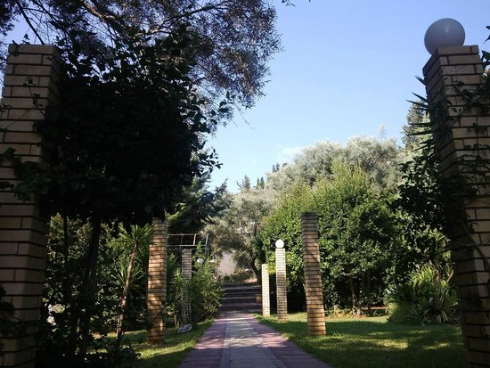 Saint Georges House Hotel: The Garden