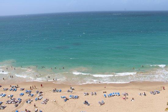 San Juan Marriott Resort & Stellaris Casino: Views from room